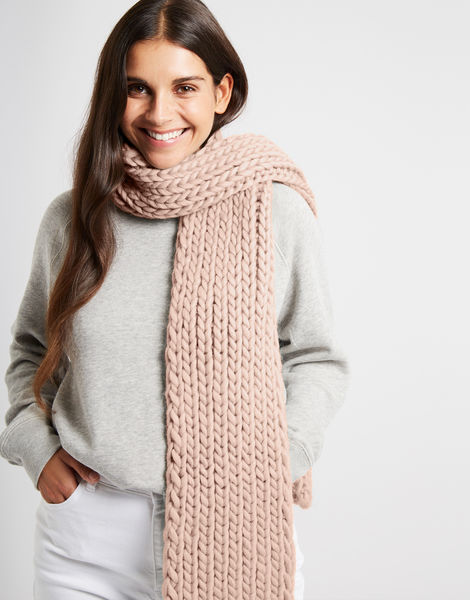 Whistler scarf csw cameo rose
