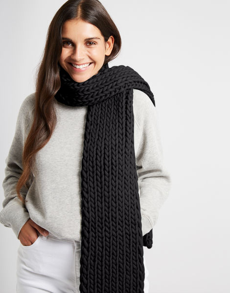Whistler scarf csw charcoal