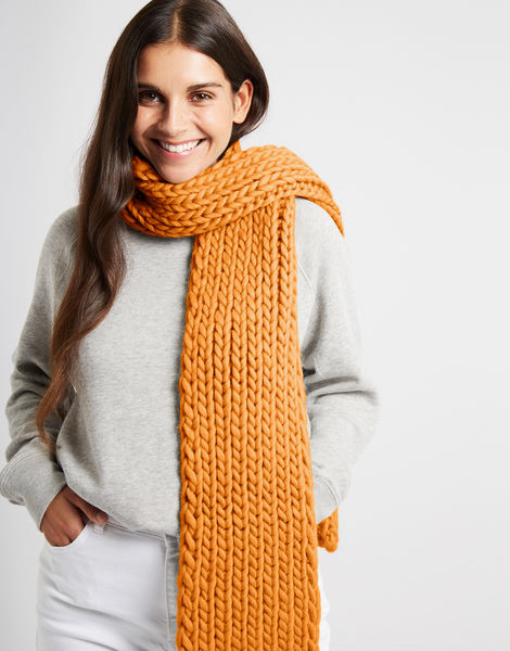 Whistler scarf csw fireball orange