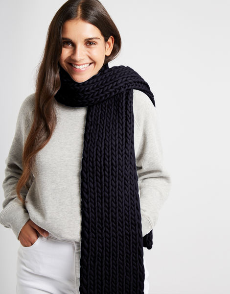 Whistler scarf csw midnight blue