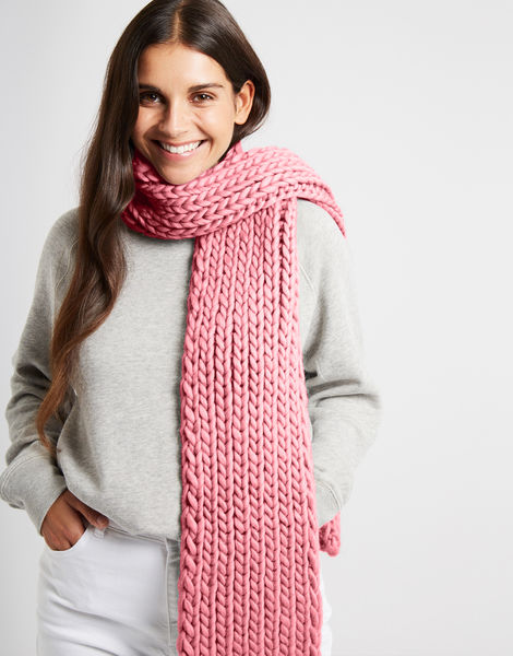 Whistler scarf csw pink lemonade
