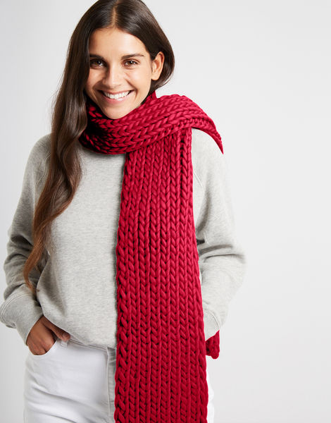 Whistler scarf csw true blood red