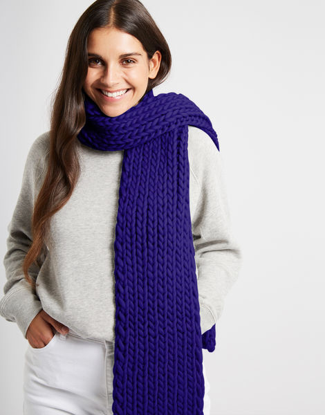 Whistler scarf csw ultra violet