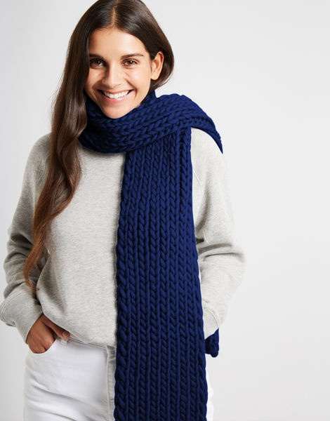 Whistler scarf csw zoot suit blue
