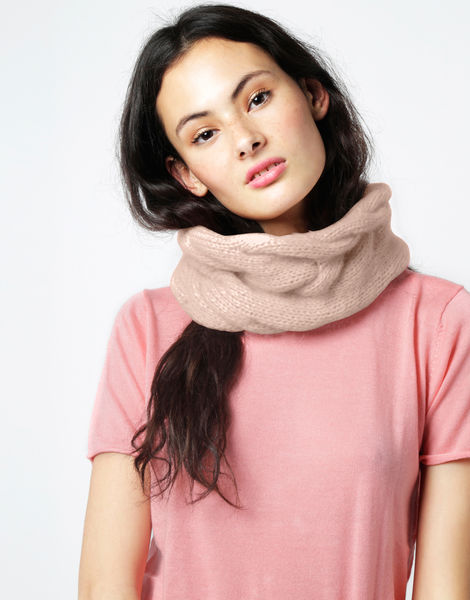 At last snood fgy cameo rose
