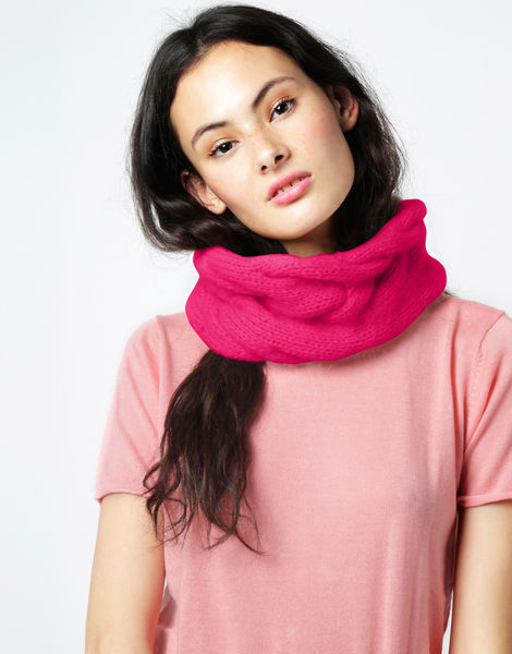 At last snood fgy hot punk pink