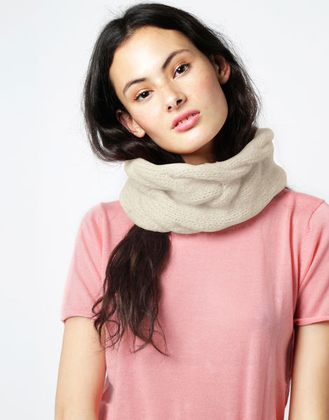 At last snood fgy ivory white