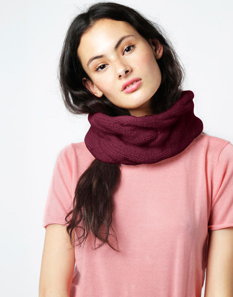 At last snood fgy margaux red
