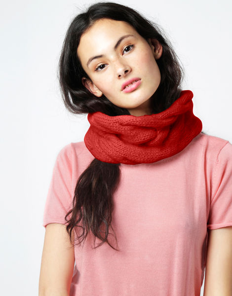 At last snood fgy red ochre