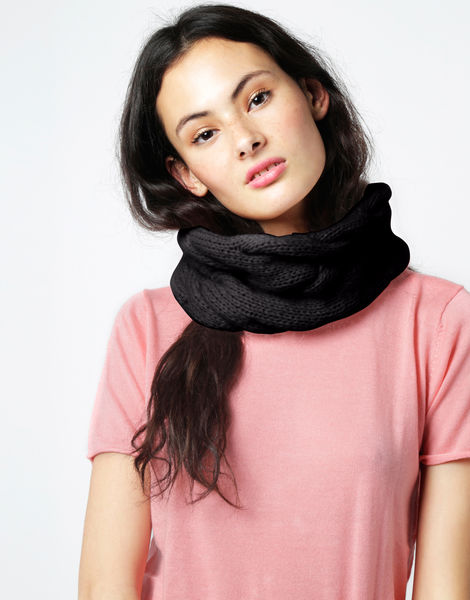 At last snood fgy space black