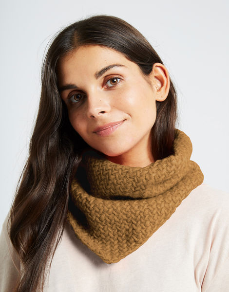 Chilly down cowl fgy bronzed olive