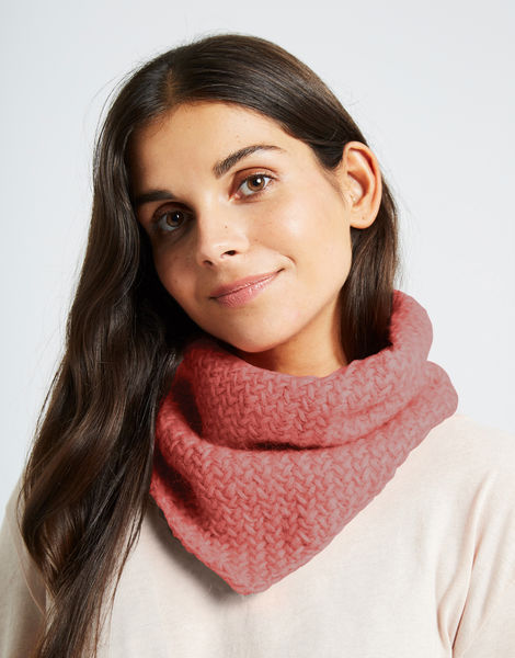 Chilly down cowl fgy pink sherbert