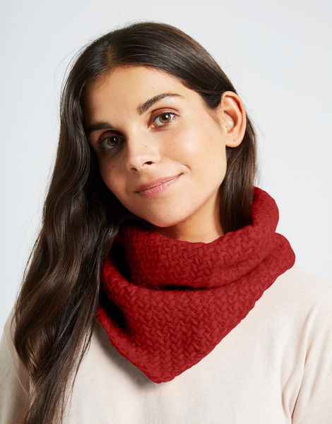 Chilly down cowl fgy red ochre