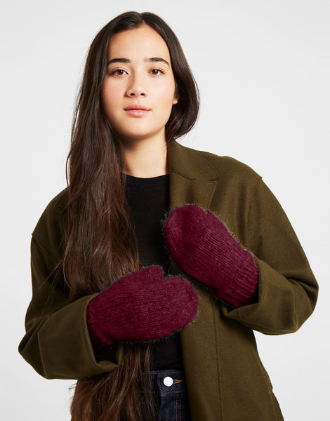 Moveon gloves index rockygrey 5 fgy margaux red