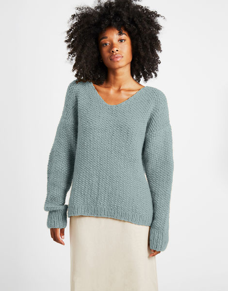 Star sweater sweater 1 fgy duck egg blue