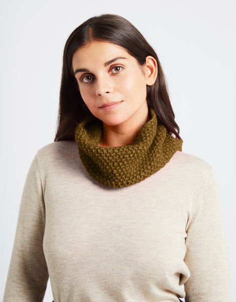 Sweet thing snood index hotpunkpink 1 fgy bronzed olive