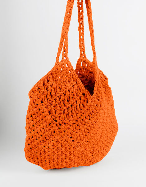 Piazza shoulder bag mt rusty orange