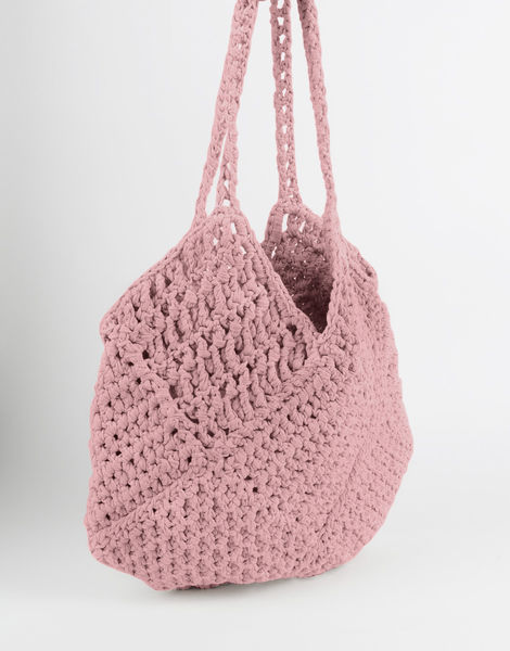 Piazza shoulder bag mt pink blush