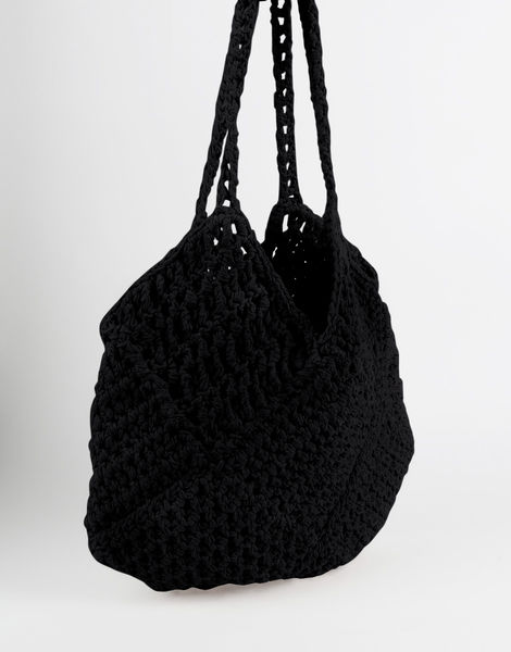 Piazza shoulder bag mt cinder black
