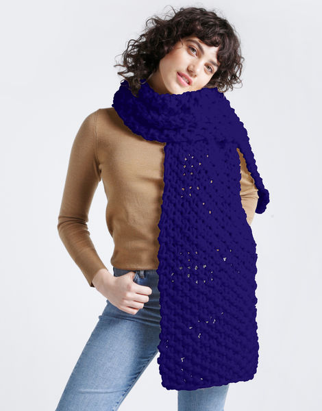 Rushmore scarf csw ultra violet