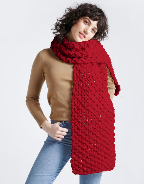 Rushmore scarf csw true blood red