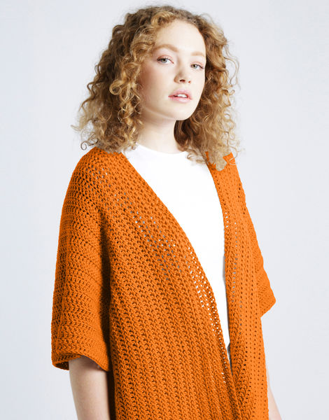Rose cardigan vitamin c