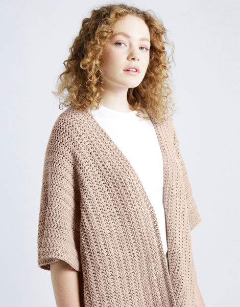 Rose cardigan shc cameo rose