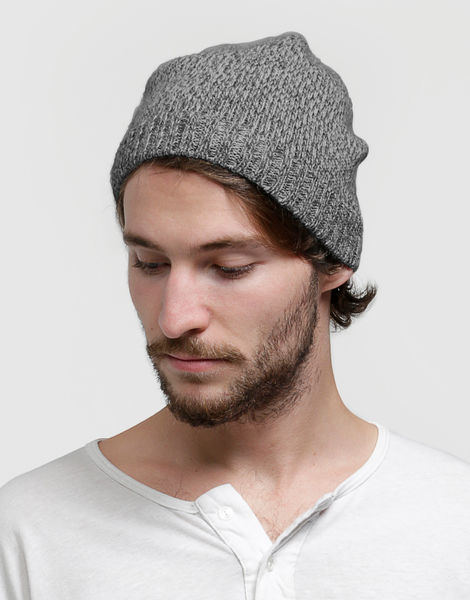 Jacques hat sba tweed grey