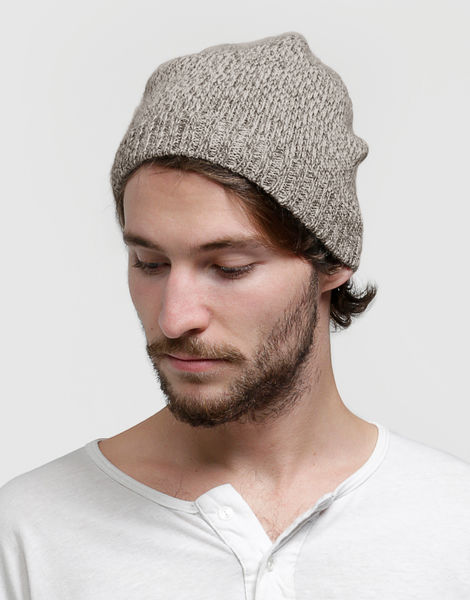 Jacques hat sba rocky grey