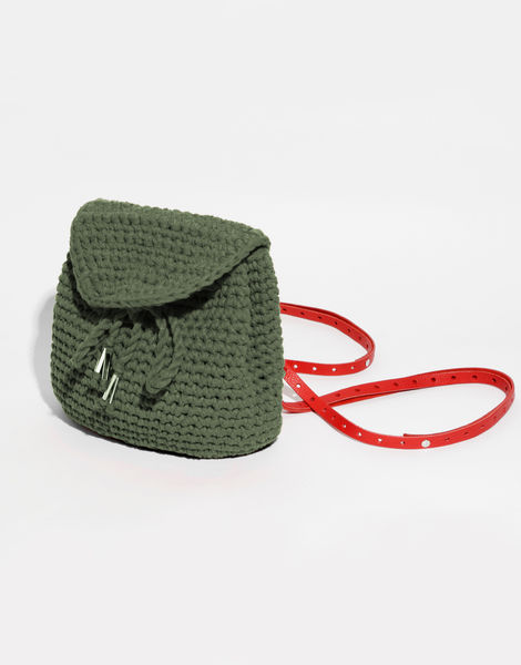 Jackson backpack mini mt army green