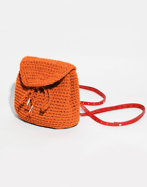 Jackson backpack mini mt rusty orange