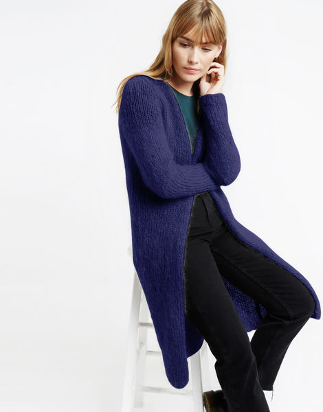 Delia cardigan tcm midnight blue