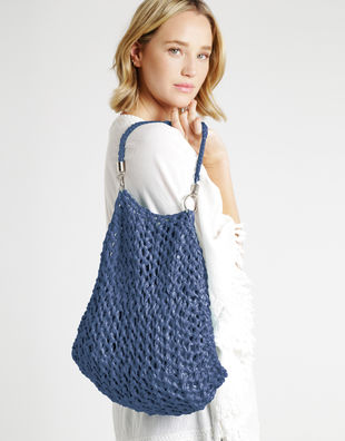 Milo beach bag 4 mt nautical navy