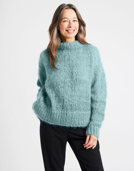 Fascination sweater tcm icy morn