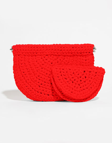 Moon dance bag mt lipstick red