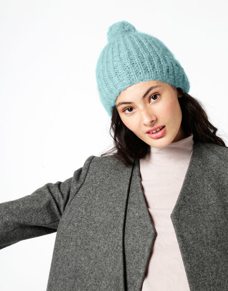 Knit it better beanie tcm icy morn