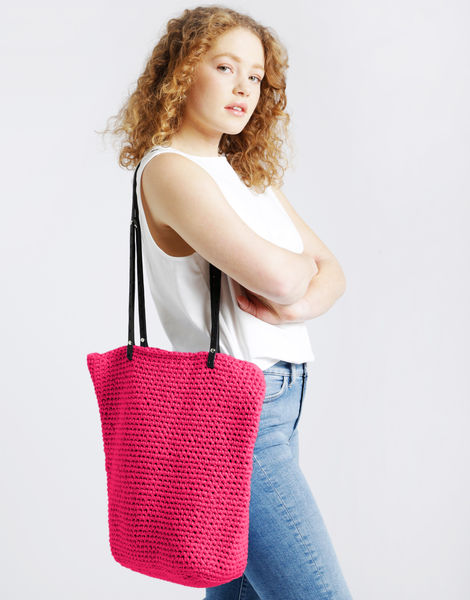 Totally tote mt dollypink