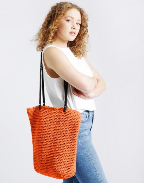 Totally tote mt rusty orange
