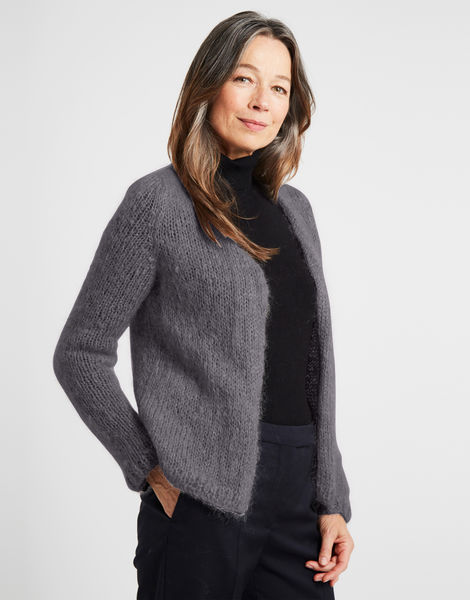 Needed me cardigan tcm deep grey