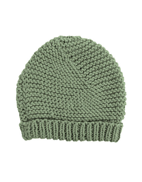 Beach bum beanie shc army green