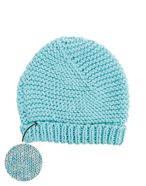 Beach bum beanie shc blue water