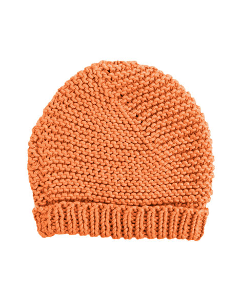 Beach bum beanie shc bazaar orange