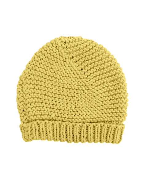 Beach bum beanie shc chalk yellow