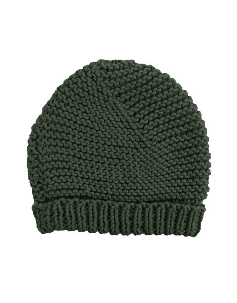 Beach bum beanie shc fern green