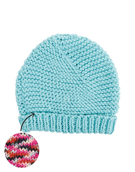 Beach bum beanie shc far out pink