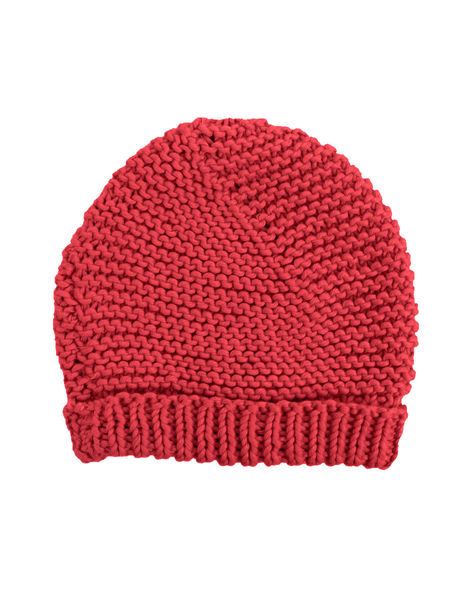Beach bum beanie shc lipstick red