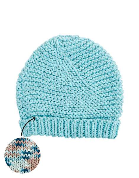 Beach bum beanie shc space cadet