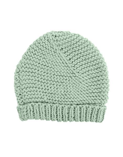 Beach bum beanie shc spearmint green