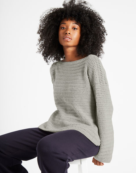 Devotion jumper shc jog grey