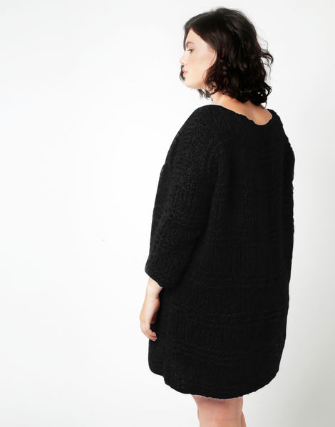 Stay cardigan tcm spaceblack